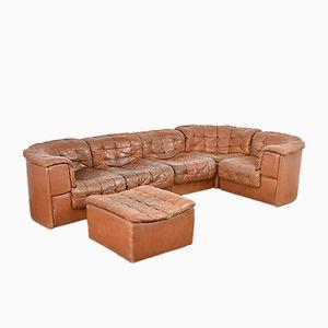 Modulares DS11 Patchwork Sofa von de Sede