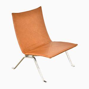 Vintage PK22 Stuhl von Poul Kjaerholm für E Kold Christensen