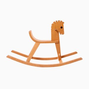 Peter Rocking Horse by Konrad Keller for Konrad Keller Toys, 1950s