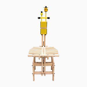 Pikachu Chair von Anacleto Spazzapan, 2002