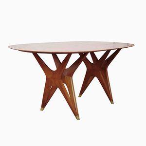 Italian Dining Table, 1950s