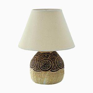 Lampe de Bureau en Céramique par Louis Giraud, 1960s
