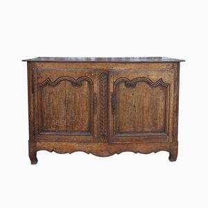 French Oak Buffet, 1900s