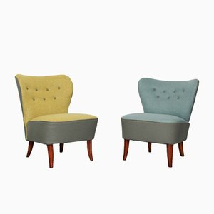 Dutch Cocktail Chairs by Theo Ruth for Artifort, Set of 2