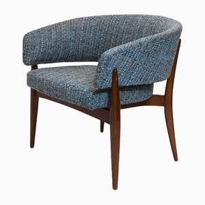 Swedish Rondell Lounge Chair by Erik Wørts for Ikea, 1960s