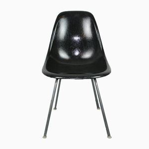 Vintage Black DSX Chair by Charles & Ray Eames for Herman Miller