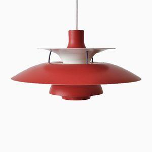 Vintage PH5 Lampe von Poul Henningsen für Louis Poulsen
