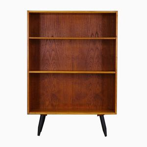 Vintage Danish Teak Veneer Shelving Unit