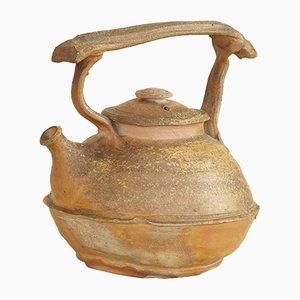 La Borne Teapot by Josette Miquel & Hervé Rousseau, 1990s
