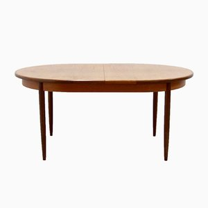 Vintage Extendable Teak Dining Table form G-Plan, 1960s