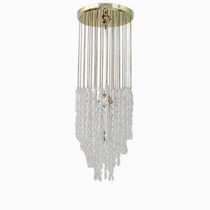 Italian Murano Glass Ceiling Lamp, 1970s