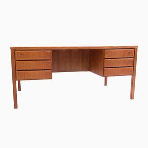 Vintage Modell 77 Schreibtisch von Omann Jun