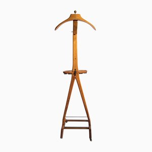 Gentlemen's Valet Stand by Ico Parisi for Fratelli Reguitti, 1960s