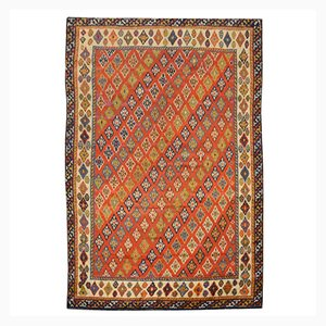 Antique Gabbeh Carpet, 1900s