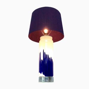 Vintage Murano Glass Lamp, 1970s