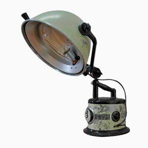 Industrielle Tischlampe von Original Hanau, 1940er