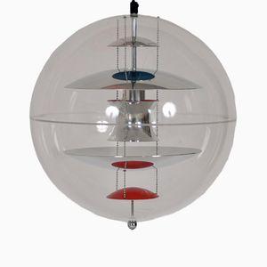 Suspension Globe de Verner Panton, 1960s