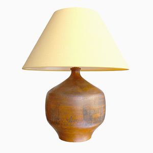 Mid-Century Table Lamp by Jacques Blin