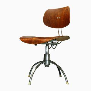 SE 40 Teak Stuhl von Egon Eiermann für Wilde + Spieth, 1960er