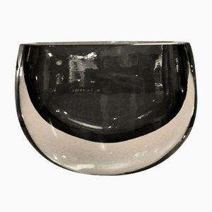 Vaso in vetro di Murano di Cenedese, anni '60