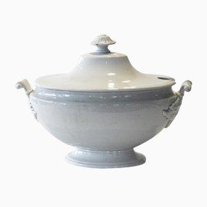 Antike Porzellan Suppenterrine von Villeroy & Boch