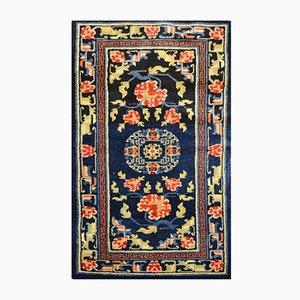 Antiker Chinesischer Teppich, 1930er