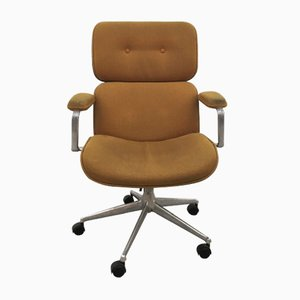 Vintage Office Armchair by Ico Parisi for MIM