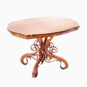 Wiener Nr.4 Tisch von Thonet, 1870