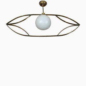 Mid-Century Modern Wandlampe, 1950er