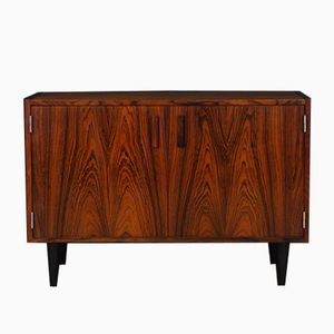 Vintage Danish Commode in Rosewood