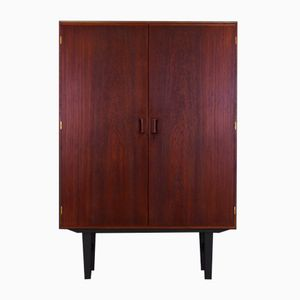Vintage Teak Veneer Cabinet from Børge Mogensen