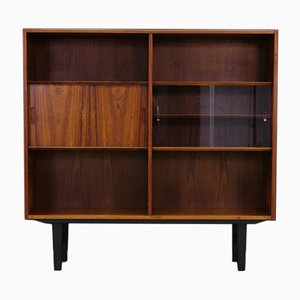 Danish Highboard in Rosewood by Poul Hundevad for Hundevad & Co.