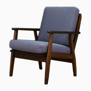 Däniacher Vintage Sessel aus Buche