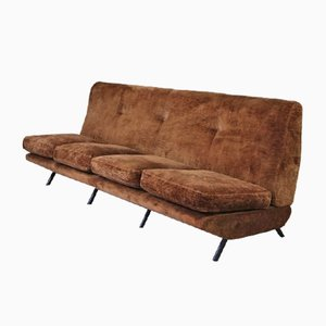Mid-Century 4-Seater Sofa by Marco Zanuso for Arflex