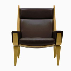GE 501A Sessel von Hans J. Wegner für Getama, 1967