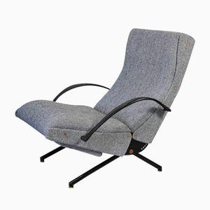 P40 Lounge Chair by Osvaldo Borsani for Tecno, 1954
