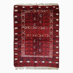 Tapis Engsi Vintage Fait Main, Turkménistan, 1970s