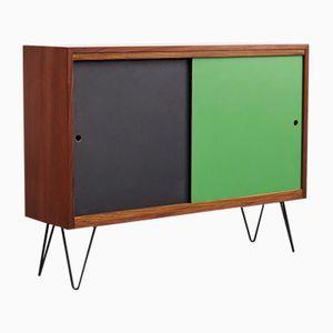Walnut Veneer Sideboard, 1960s