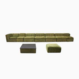 Modular Sofa with Coffee Table, 1960s