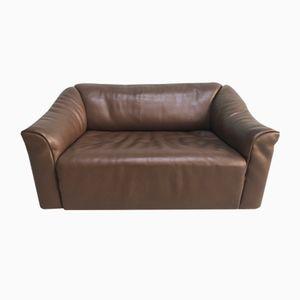 DS-47 Vintage Brown Sofa from de Sede, 1970s