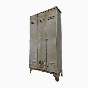 Vestiaire à 3 Portes Vintage Industriel de Strafor