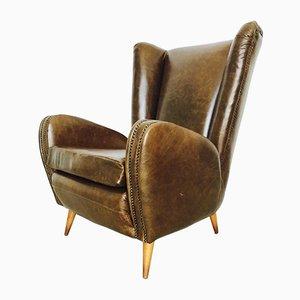 Bergers Sessel von Paolo Buffa, 1950er