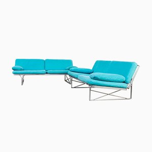Moment Sofas by Niels Gammelgaard for Ikea, 1985, Set of 2