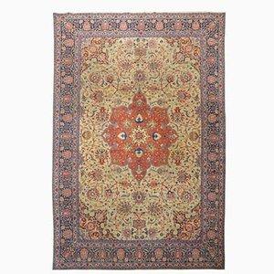 Antiker Tabriz Teppich