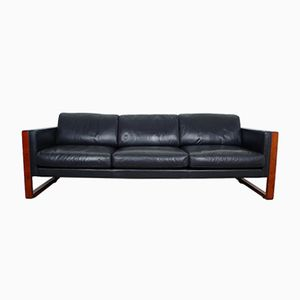 3-Seater Leather Sofa from Walter Knoll, 1960s