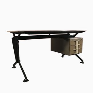 Vintage Desk by BBPR for Olivetti Synthesis, 1960s