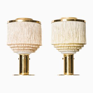 Model B-145 Table Lamps by Hans-Agne Jakobsson, Set of 2