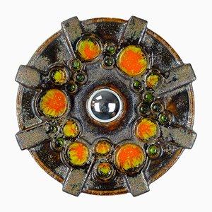 Applique Murale Fat Lava Vinage en Céramique