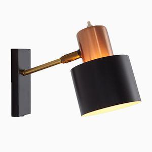 Alfa Wandlampe von Johannes Hammerborg für Fog & Morup, 1960er