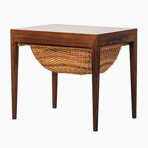 Table d'Appoint par Severin Hansen pour Haslev Møbelsnedkeri, 1950s